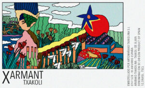 Xarmant Txakoli label image