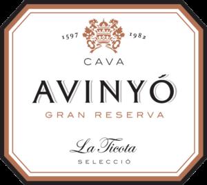 Avinyo La Ticota label