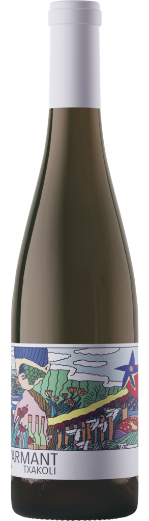 Xarmant Txakoli bottle image