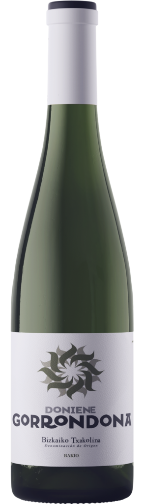 Gorrondona Txakoli bottle image