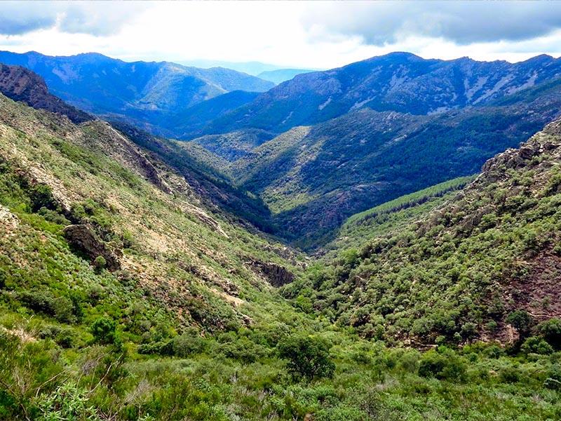Sierra de Salamanca photo