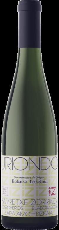 Uriondo bottle image