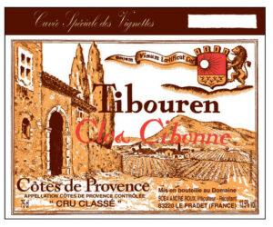 Clos Cibonne Cuvée Spéciale des Vignettes