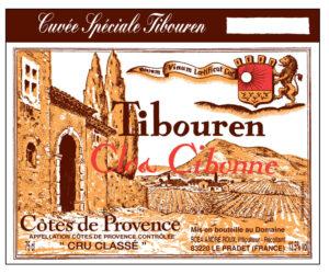 Clos Cibonne Cuvée Spéciale Tibouren Rouge