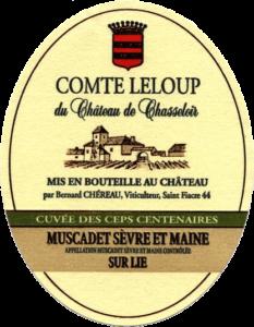 Comte Leloup label