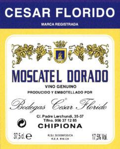 Moscatel Dorado