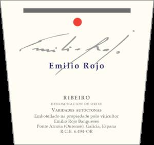 Emilio Rojo label