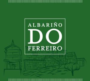 Do Ferreiro Albariño label