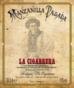 La Cigarrera Manzanilla Pasada