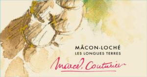 Mâcon-Loché Les Longues Terres label
