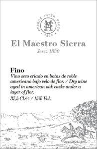 El Maestro Sierra Fino