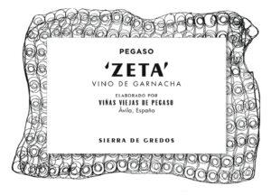 Zeta label