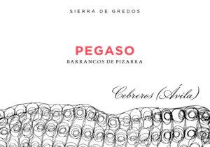 Barrancos de Pizarra label