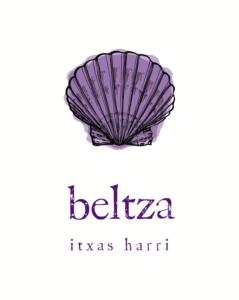 Itxas Harri Beltza label