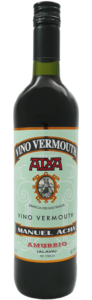 Acha Red Vermouth