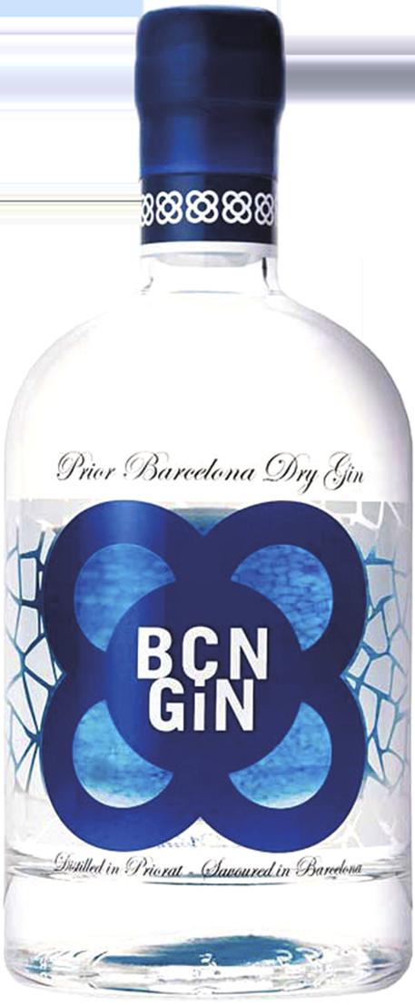 BCN GiN bottle