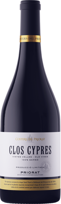 Costers Clos Cypres bottle image