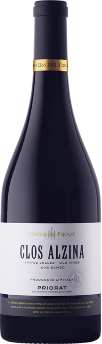Costers Clos Alzina bottle image