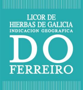 Do Ferreiro Hierbas de Galicia label