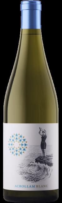 Acrollam Blanc bottle