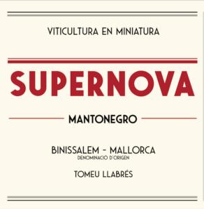 Supernova label