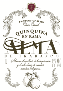 Trabanco Alma label