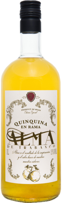 Trabanco Alma bottle