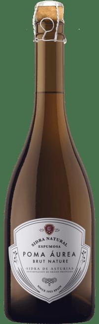 Trabanco Poma Aurea bottle
