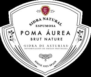 Trabanco Sidra Natural Poma Áurea Brut Nature 2016